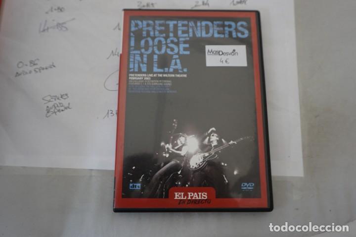 13B4/ PRETENDERS LOOSE IN L.A. - FEBRERO 2003 (Cine - Películas - DVD)