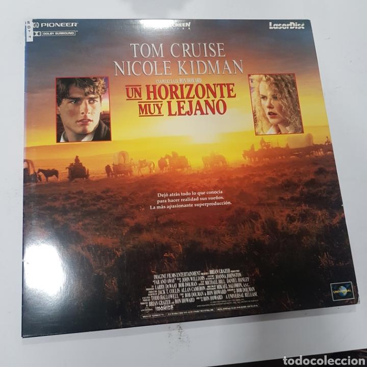 LSD 74 UN HORIZONTE MUY LEJANO  -LASER DISC SEGUNDA MANO (Cine - Películas - DVD)