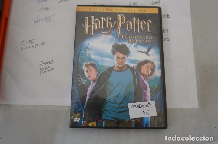 13B4/ HARRY POTTER Y EL PRISIONERO DE AZKABAN 2 DISCOS (Cine - Películas - DVD)
