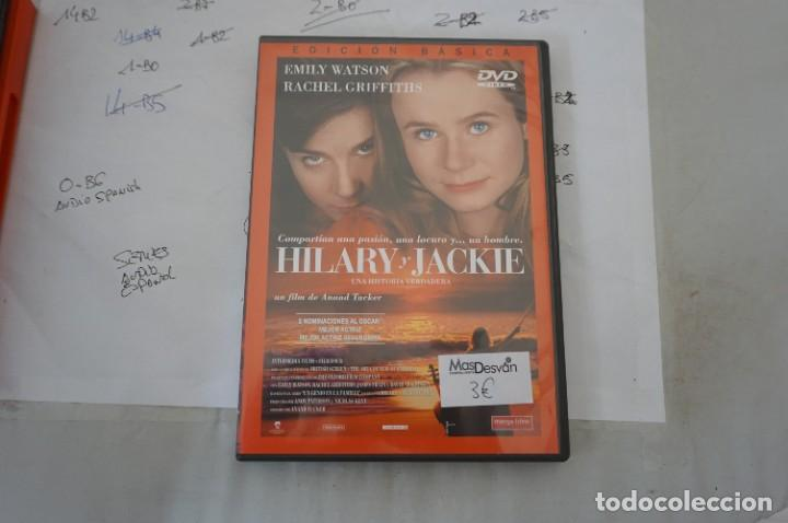 13B4/ HILARY Y JACKIE - EMILY WATSON (Cine - Películas - DVD)