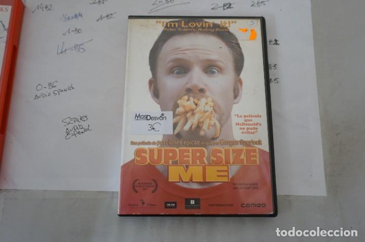 13B4/ SUPER SIZE ME - / MORGAN SPURLOCK (Cine - Películas - DVD)
