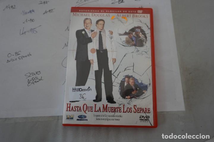 13B4/ HASTA QUE LA MUERTE LOS SEPARE - MICHAEL DOUGLAS (Cine - Películas - DVD)