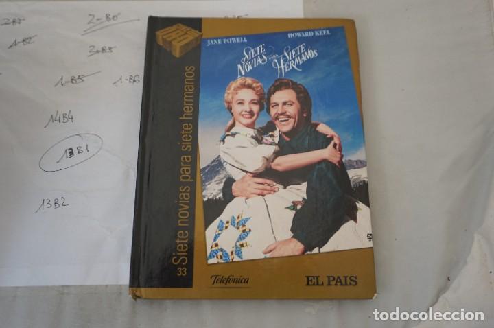 DVD + LIBRETO - SIETE NOVIAS PARA SIETE HERMANOS - JANE POWELL (Cine - Películas - DVD)