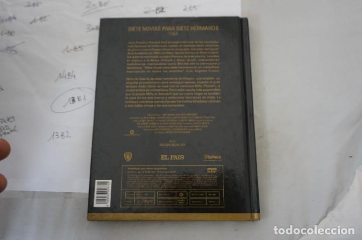 Cine: DVD + LIBRETO - SIETE NOVIAS PARA SIETE HERMANOS - JANE POWELL - Foto 3 - 287676103