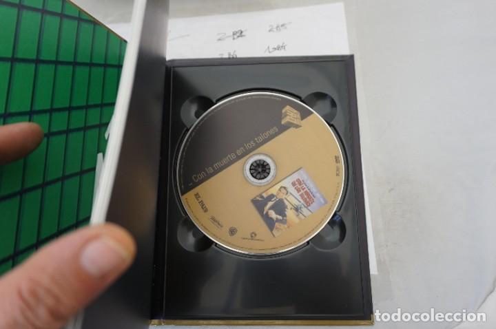 Cine: DVD + LIBRETO - CON LA MUERTE EN LOS TALONES - CARY GRANT - Foto 2 - 287676448