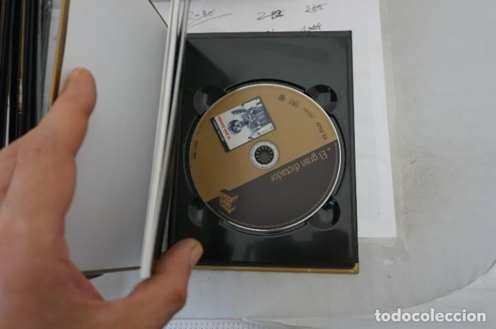 Cine: DVD + LIBRETO - EL GRAN DICTADOR - CHARLES CHAPLIN - Foto 2 - 287676548