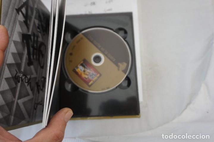 Cine: DVD + LIBRETO - UNA NOCHE EN LA OPERA - LOS HERMANOS MARX - Foto 2 - 287676658