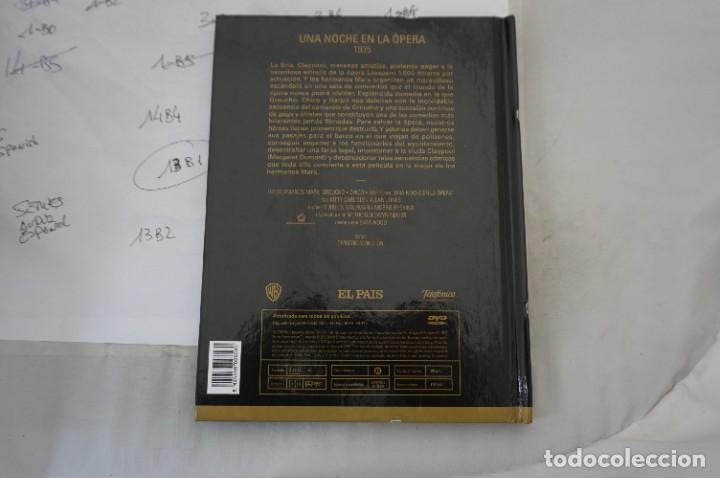 Cine: DVD + LIBRETO - UNA NOCHE EN LA OPERA - LOS HERMANOS MARX - Foto 3 - 287676658