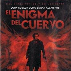 Cinema: EL ENIGMA DEL CUERVO JOHN CUSACK. Lote 287694183