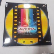 Cine: LSD 219 STAR TREK THE MOTION PICTURE  -LASER DISC SEGUNDA MANO. Lote 287854833