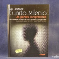 Cine: LAS GRANDES CONSPIRACIONES - CUARTO MILENIO - DVD. Lote 287896838