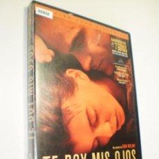 Cine: DVD TE DOY MIS OJOS. LAIA MARULL. LUIS TOSAR. 109 + 25 MIN (BUEN ESTADO). Lote 287898563