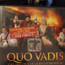 Cinema: DVD QUO VADIS. Lote 287962663