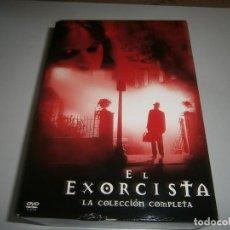 Cine: EL EXORCISTA LA COLECCION COMPLETA DVD 5 PELICULAS. Lote 288058393