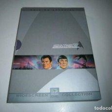 Cine: STAR TREK IV DVD THE VOYAGE HOME EDICION ESPECIAL 2 DVD'S. Lote 288076078