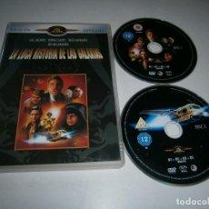Cine: LA LOCA HISTORIA DE LAS GALAXIAS DVD EDICION ESPECIAL DOS DISCOS MEL BROOKS JOHN CANDY. Lote 288085143