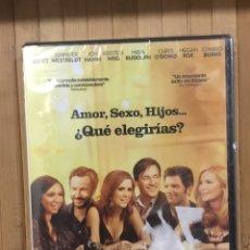 Cine: UN PLAN PERFECTO DVD - PRECINTADO -. Lote 288092453