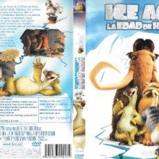 Cine: ICE AGE (LA EDAD DE HIELO) - CHRIS WEDGE. Lote 288412818