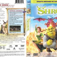 Cine: SHREK - ANDREW ADAMSON Y VICKY JENSON. Lote 288412958