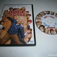Cine: DOCE EN CASA DVD STEVE MARTIN. Lote 288413438