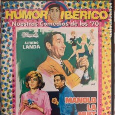 Cine: MANOLO LA NUIT. Lote 288583153