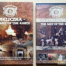 Cine: TODODVD: WIELICZKA THE SALT OF THE EARTH. LA SAL DE LA TIERRA. DOCUMENTAL.. Lote 288586918