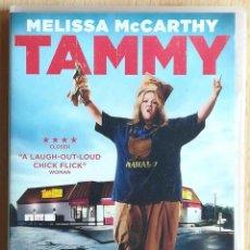 Cine: TODODVD: TAMMY (MELISSA MCCARTHY, SUSAN SARANDON, DAN AYKROYD, ALLISON JANNEY, MARK DUPLASS). Lote 288587063