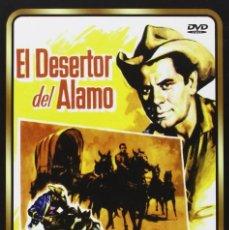 Cine: EL DESERTOR DEL ALAMO (GLENN FORD, JULIA ADAMS) - DVD NUEVO Y PRECINTADO. Lote 288607513
