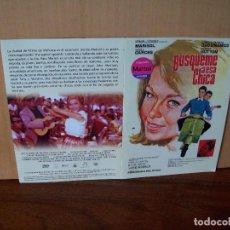Cine: BUSQUEME ESA CHICA - MARISOL - DUO DINAMICO - DIRECTOR F. PALACIOS DVD ESTUCHE DE CARTON. Lote 288643588