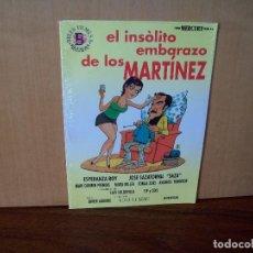 Cine: EL INSOLITO EMBARAZO DE LOS MARTINEZ - ESPERANZA ROY - SAZA - DVD ESTUCHE CARTON PRECINTADO. Lote 288644523