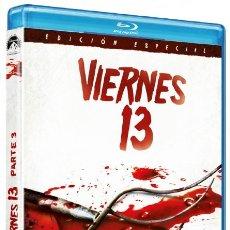 Cine: VIERNES 13 - PARTE 3 - BD [BLU-RAY]. Lote 288729383