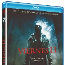 Cine: VIERNES 13 (2009) - BD [BLU-RAY]. Lote 288729403
