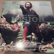 Cine: LA MISIÓN (THE MISSION) - LASERDISC. Lote 288742128