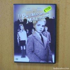 Cinema: EL PUEBLO DE LOS MALDITOS - VD. Lote 288879023
