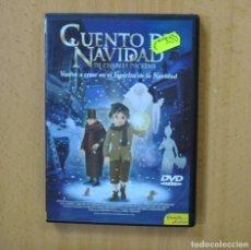 Cine: CUENTO DE NAVIDAD DE CHARLES DICKENS - DVD. Lote 288884263