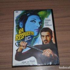Cine: LA RESPUESTA DVD NUEVA PRECINTADA. Lote 288912213