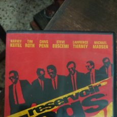 Cine: RESERVOIR DOGS - QUENTIN TARANTINO - HARVEY KEITEL, TIM ROTH - NOTRO FILMS 2008. Lote 288952718