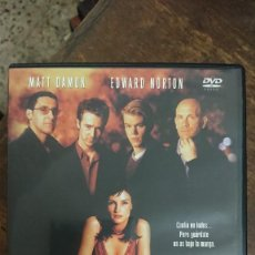 Cine: ROUNDERS - JOHN DAHL - MATT DAMON, EDWARD NORTON - MIRAMAX 2011. Lote 288973868