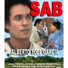 Cine: SAB -ALBERTO YOEL GARCÍA, LILIANA PÉREZ RECIO DVD NUEVO. Lote 289002083