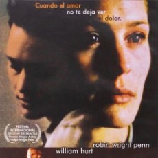 Cine: LOVED (POR AMOR DVD ROBIN WRIGHT PENN. Lote 289027578