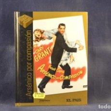 Cine: ARSÉNICO POR COMPASIÓN - DVD. Lote 289210223