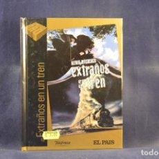 Cine: EXTRAÑOS EN UN TREN - DVD. Lote 289210638
