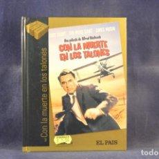 Cine: CON LA MUERTE EN LOS TALONES - DVD. Lote 289211083