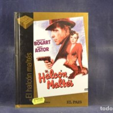 Cine: EL HALCÓN MALTÉS - DVD. Lote 289211788