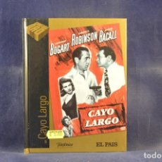 Cine: CAYO LARGO - DVD. Lote 289212193