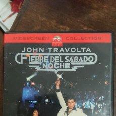 Cine: FIEBRE DEL SÁBADO NOCHE - JOHN BADHAM - JOHN TRAVOLTA, KAREN LYNN GORNEY - PARAMOUNT 2002. Lote 289295323
