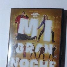 Cine: MI GRAN NOCHE - DE ALEX DE LA IGLESIA - DVD. Lote 289335933