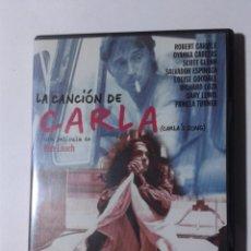 Cine: LA CANCION DE CARLA - DE KEN LOACH - DVD. Lote 289336183