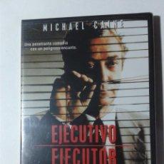 Cine: EJECUTIVO EJECUTOR- MICHAEL CAINE - DVD NUEVO PRECINTADO. Lote 289336623