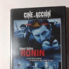 Cine: RONIN - ROBERT DE NIRO - DVD NUEVO PRECINTADO. Lote 289337243